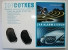 ALARMA TOTCOTXES FULL FUNCTION CON MANDOS DISEO VOLKSWAGEN ref.60A - ALARMA TOTCOTXES FULL FUNCTION CON MANDOS DISEO VOLKSWAGEN ref.60A
