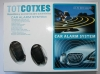 ALARMA TOTCOTXES FULL FUNCTION CON MANDOS DISEO AUDI ref.61A - ALARMA TOTCOTXES FULL FUNCTION CON MANDOS DISEO AUDI ref.61A