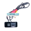 CAMARA VISION TRASERA ESPECIFICA FORD FIESTA ref:CTC-20b - CAMARA VISION TRASERA ESPECIFICA FORD FIESTA ref:CTC-20b