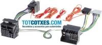 ACCESORIOS CAR AUDIO » CONECTORES ISO - OEM PARA MANOS LIBRES