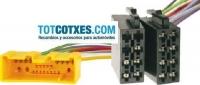 ACCESORIOS CAR AUDIO » CONECTORES ISO - RADIO