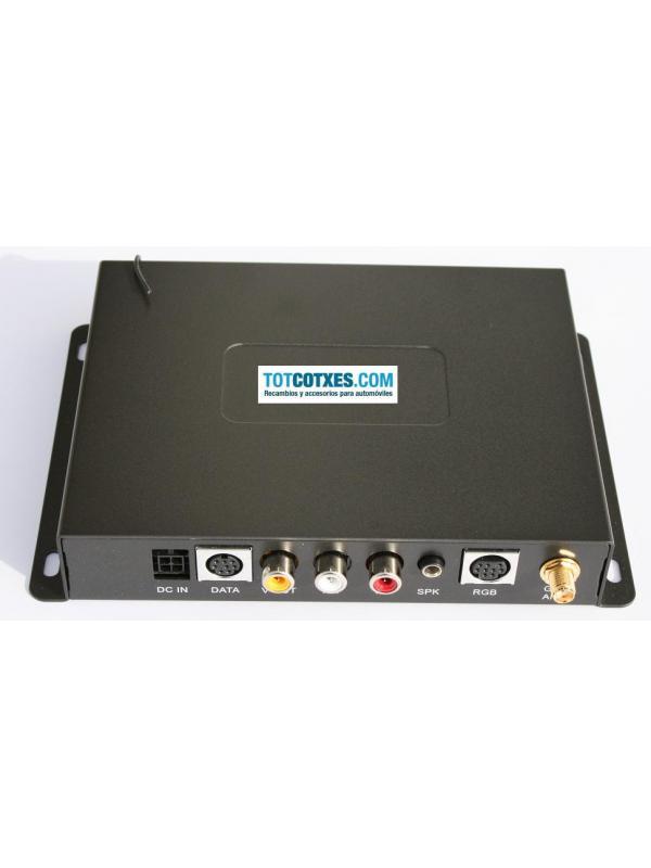 SISTEMA NAVEGACIÓN GPS BOX UNIVERSAL 533Mhz ref.BOX-U01 - SISTEMA NAVEGACIÓN GPS BOX UNIVERSAL 533Mhz ref.BOX-U01