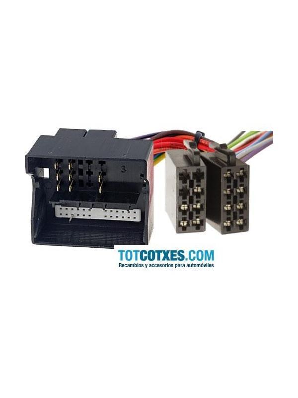 CONECTOR ISO - RADIO  MERCEDES 2004 > A10