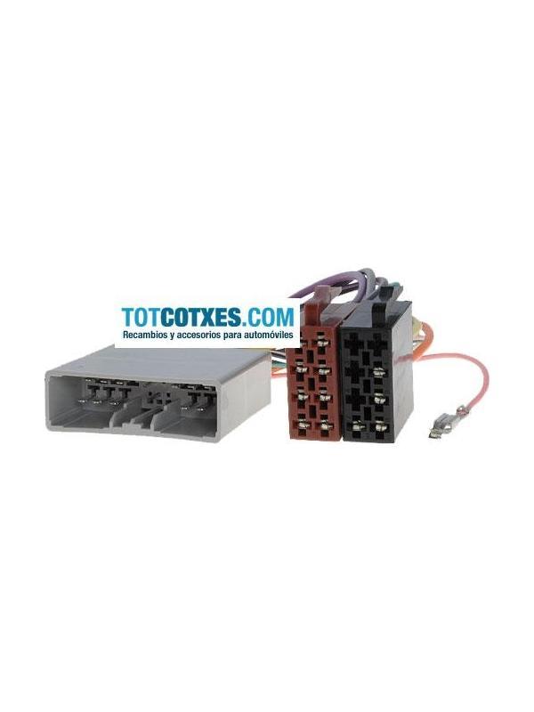 CONECTOR ISO - RADIO  HONDA 2006 >