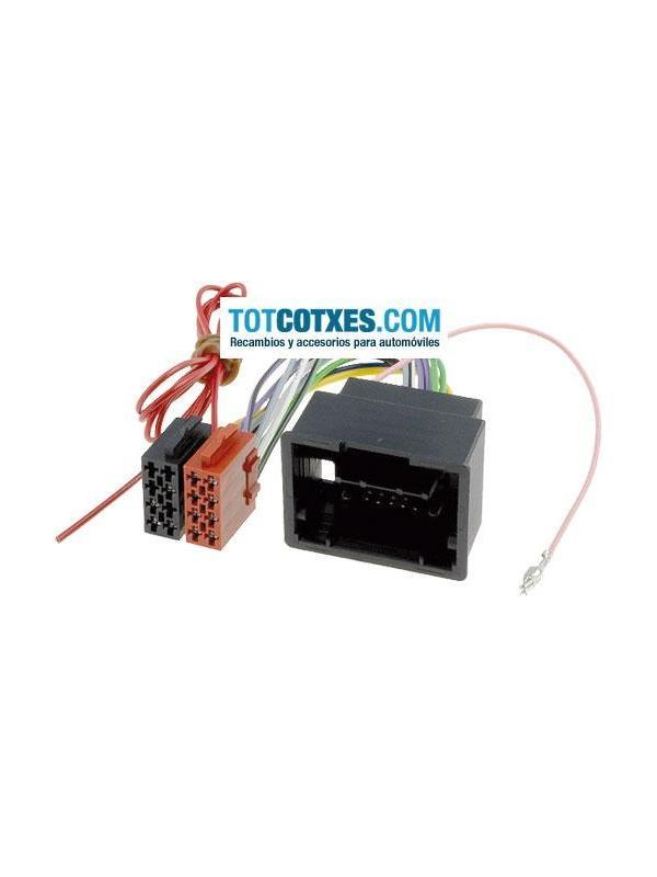 CONECTOR ISO - RADIO OPEL 2009 ->