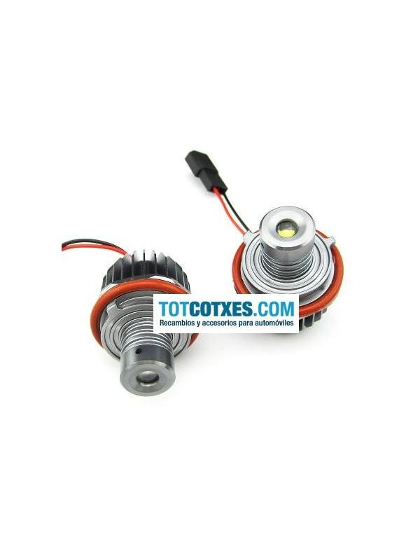Angel Eyes CREE Led 10W CANBUS BMW E39 E53 E60 E61 E63 E64 E65 E66 E87 ref.aele39