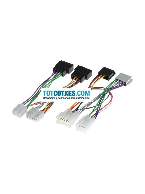 CONECTORES ISO - OEM PARA MANOS LIBRES TOYOTA