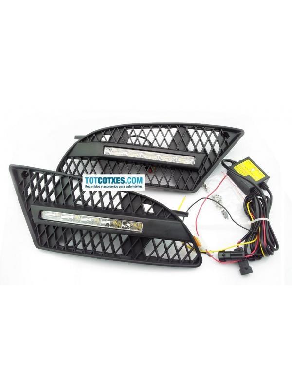 Kit luz diurna especifico Seat Leon 1P 04-09 ref.LD03 - Kit luz diurna especifico Seat Leon 1P 04-09 ref.LD03