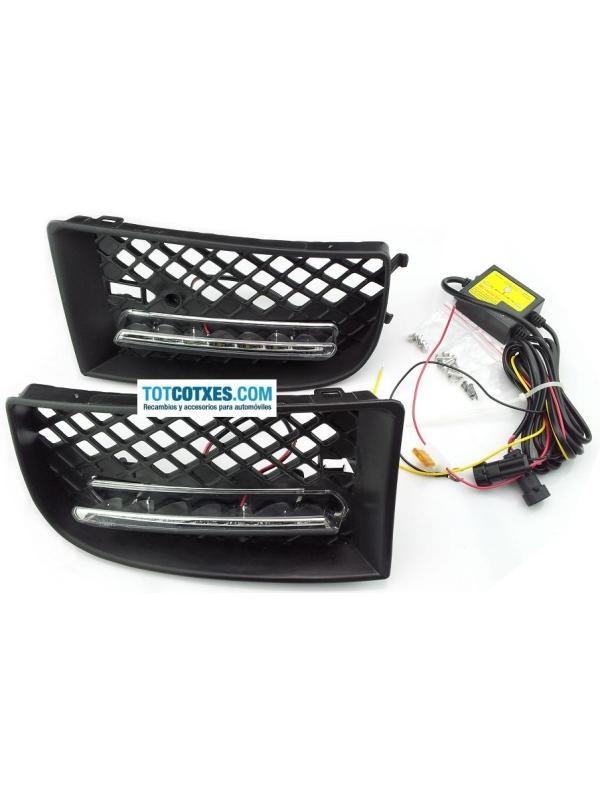 Kit luz diurna especifico Volkswagen Golf V 03-08 ref.LD01 - Kit luz diurna especifico Volkswagen Golf V 03-08 ref.LD01
