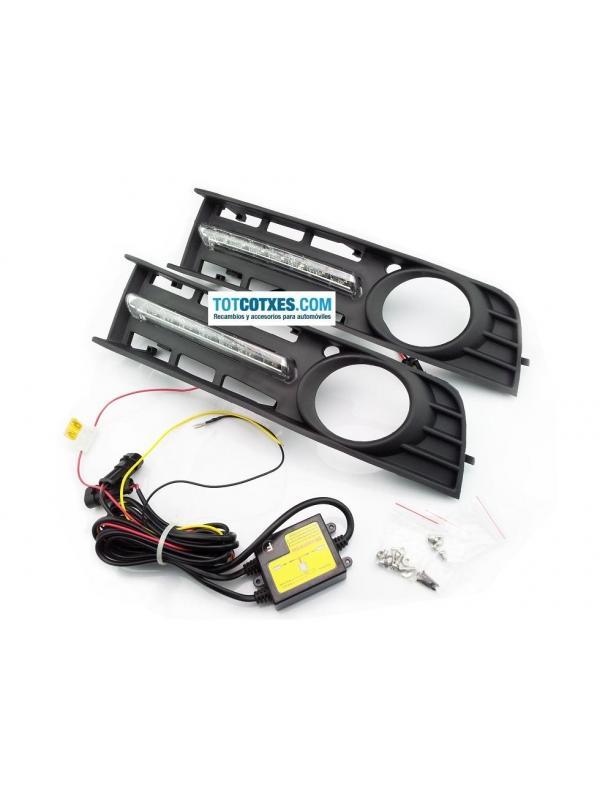 Kit luz diurna especifico Audi A4 8E 01-05 ref.LD04 - Kit luz diurna especifico Audi A4 8E 01-05 ref.LD04