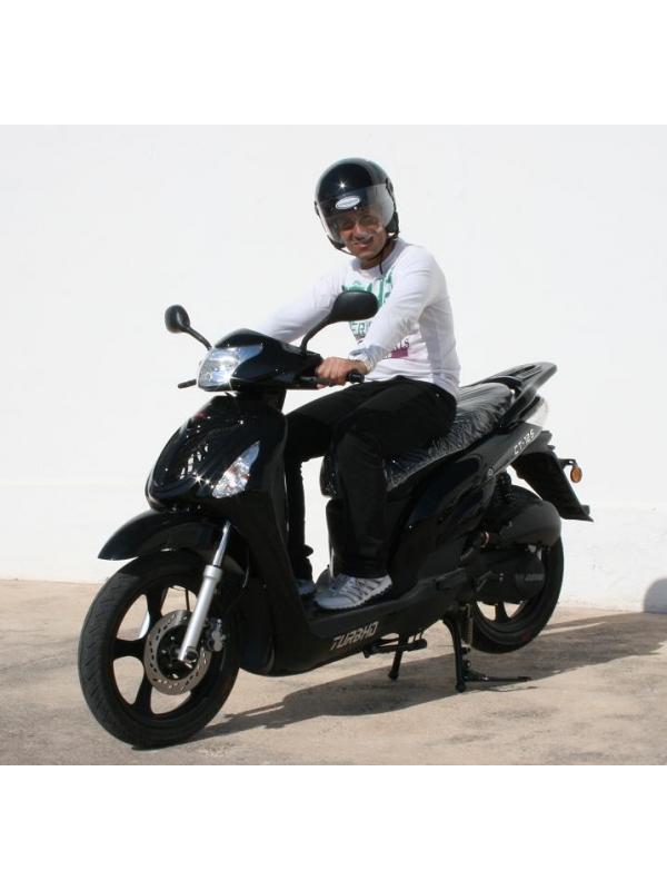 ¿Quieres ganar esta scooter 125cc ?