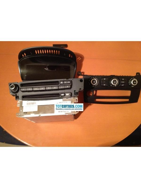 navegador professional CCC BMW E60 E61 E63 E64 LCI LIFTING ref:RN21 - navegador professional CCC BMW E60 E61 E63 E64 LCI LIFTING ref:RN21