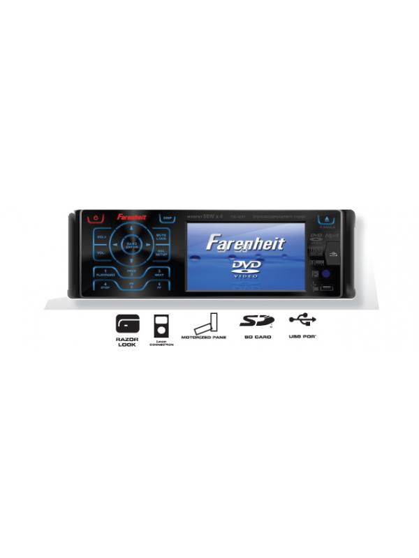 TID-407 - DVD PANTALLA 3.6 - TID-407 - DVD PANTALLA 3.6