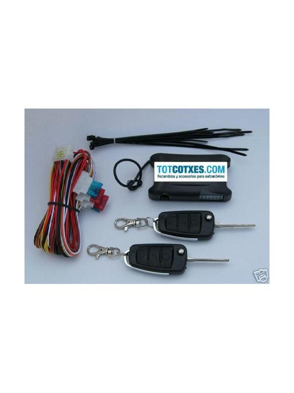 Kit Dos Mandos diseño SPY AUDI, Llave plegable - Lucla ref.61 - Kit Dos Mandos diseño SPY AUDI, Llave plegable - Lucla ref.61