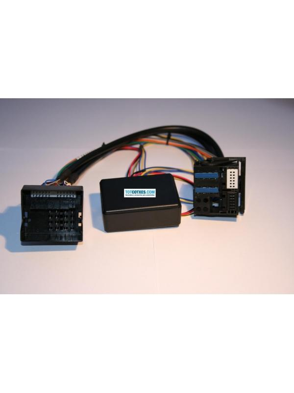 INTERFACE VIDEO ACTIVO BMW E87, E90 , E60 , E63 , E70 , E71 ref.TV-B03