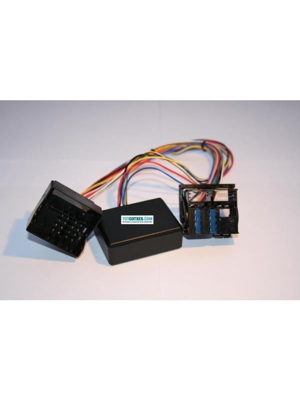 INTERFACE VIDEO ACTIVO MERCEDES COMAND APS NTG2 NTG2.5 NTG4 ref.TV-A02 - INTERFACE VIDEO ACTIVO MERCEDES COMAND APS NTG2 NTG2.5 NTG4 ref.TV-A02
