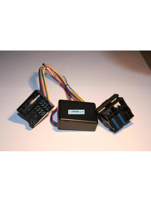 INTERFACE VIDEO ACTIVO VOLKSWAGEN - MFD3 / RNS510 ref.TV-B06