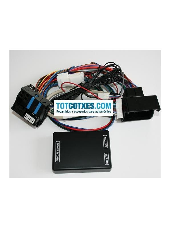 INTERFACE VIDEO ACTIVO MERCEDES C class W204 5