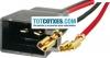 CONECTORES PARA ALTAVOCES VW OPEL SEAT RENAULT CPA-02