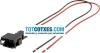 CONECTORES PARA ALTAVOCES Mercedes clase A C E CLK  (delante y atras) CPA-17